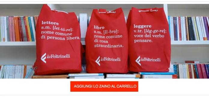 Zaino Feltrinelli