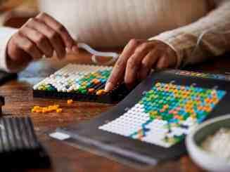Piastre LEGO Mappa del mondo