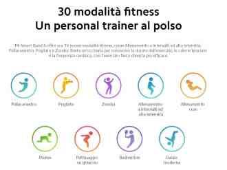 modalità allenamento