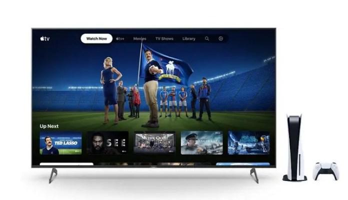 Apple TV+ PS5
