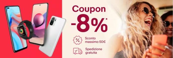 Sconti fino a 50 euro con il codice PITSMART21