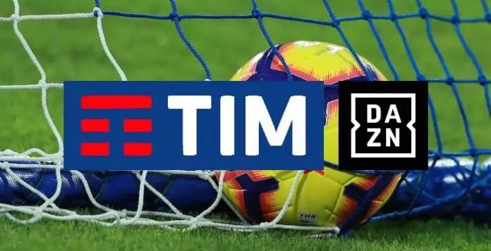 TIMVISION – Dazn: il grande calcio per tutti dal 15 luglio 2021