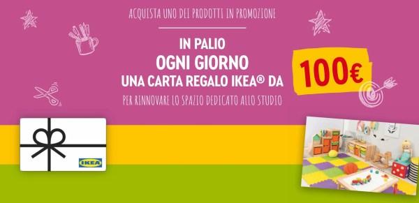Concorso 3M: vinci una carta regalo Ikea da 100€