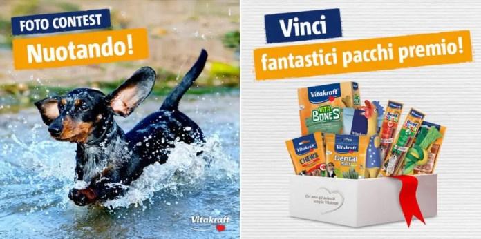 Come partecipare al Foto Contest Vitakraft