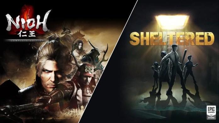 Doppietta epica nell'epic Games Store: Nioh – The Complete Edition e Sheltered GRATIS su PC