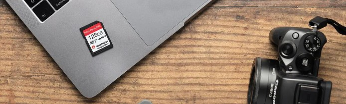 Manfrotto: Acquista una memory card e ricevi la seconda a 1€