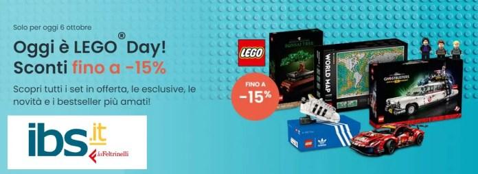 LEGO Days IBS
