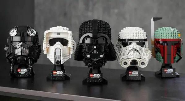 Caschi Star Wars - Doppi punti Lego Store