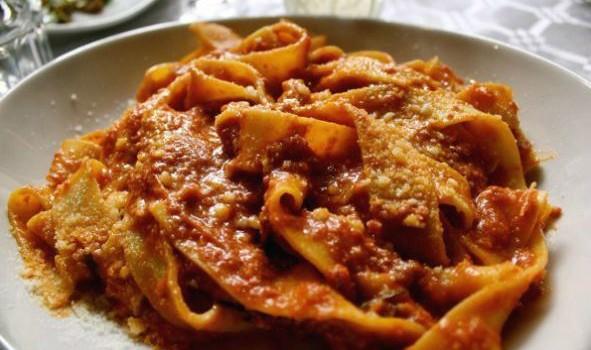 Cucina Romana Roma San Paolo  Burro e Sugo