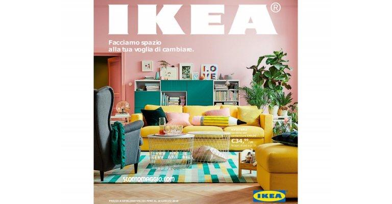 Sfoglia gratis il nuovo catalogo IKEA 2018 scontOmaggio