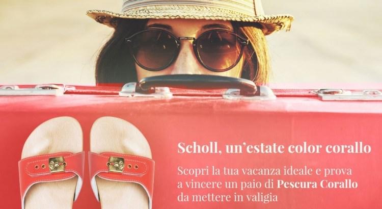 Scholl - Vinci Pescura Corallo