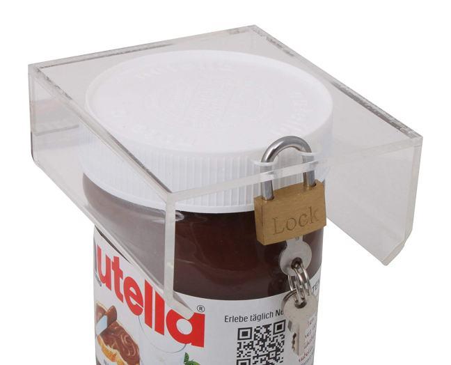 Lampada Barattolo Nutella Concorso : Nutella day: 10 idee regalo per tutti gli amanti della nutella