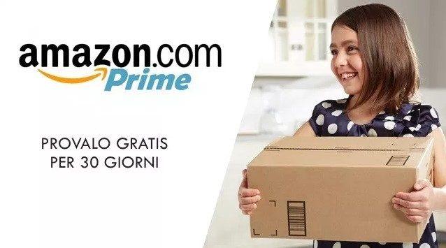 amazon prime gratis Codici Sconto e Offerte Amazon del 19 marzo