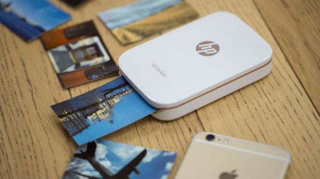 HP Sprocket Acquista uno Smartphone Samsung e ricevi come premio certo una stampante tascabile HP Sprocket