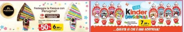 Uova di Pasqua Carrefour Market 3 Spendi e Riprendi il 50% sulle uova di Pasqua da Carrefour (e Carrefour Market/Express) dall'11 al 14 Aprile 2019