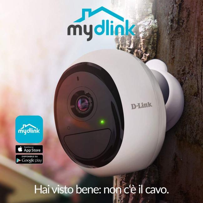 61BXXtThC4L. SL1200  Acquista la nuovissima videocamera Dlink senza fili e ricevi un rimborso di 50 Euro