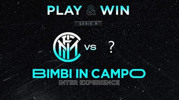 """concorso INTER """"Bimbi in Campo 2019-2020"""""""
