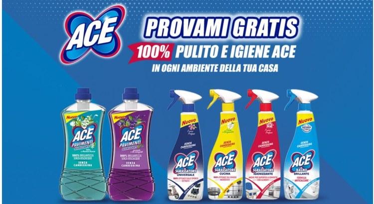 """Spendi e Riprendi - Rimborso """"ACE Provami gratis"""""""