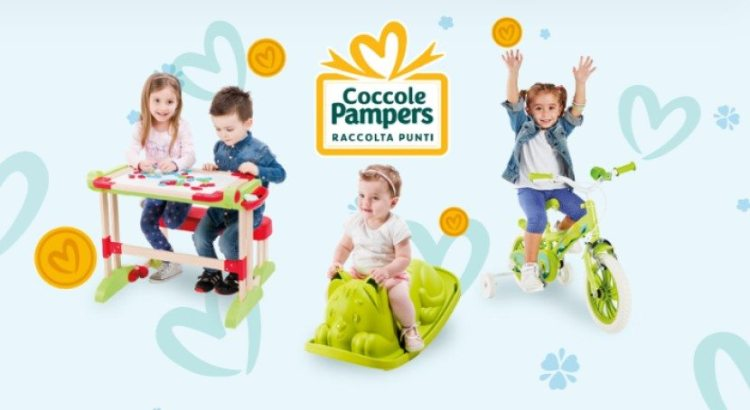 Raccolta punti Coccole Pampers 2020