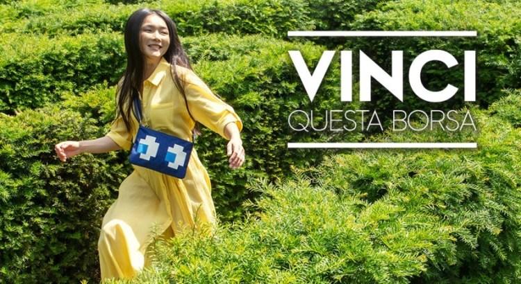 Vinci gratis borsa Kipling Adria Pacman