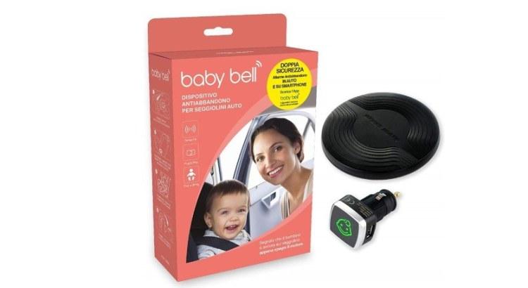 Iperal, Basko, Poli e Tigro vinci dispositivo Anti Abbandono Baby Bell