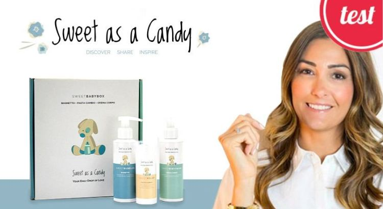 Diventa tester Sweet Baby Box by Sweet as a Candy