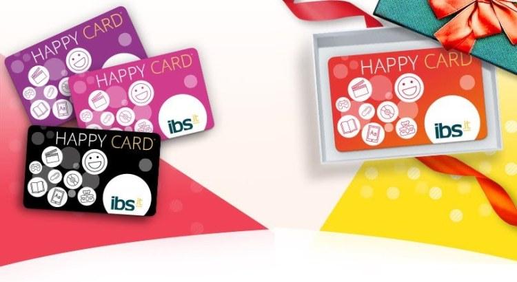 Codice Sconto IBS Happy Card