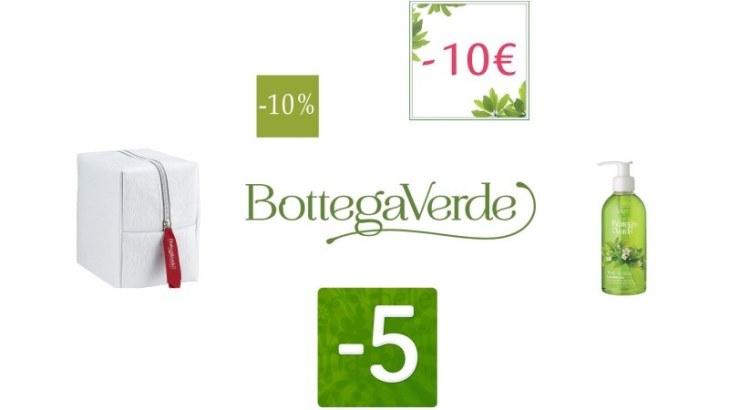 Codice Promozionale Bottega Verde