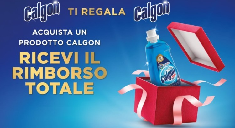 Spendi e Riprendi Calgon ti regala Calgon