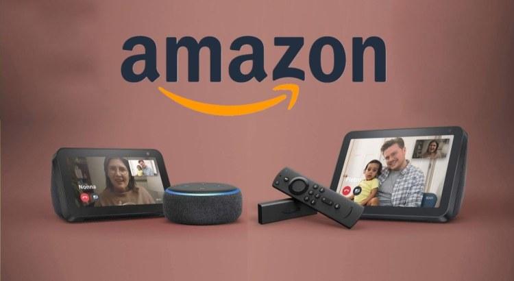 Dispositivi Amazon scontati fino al 50%