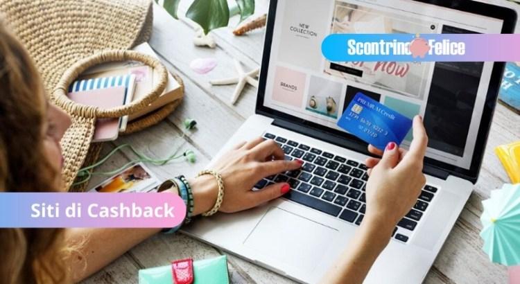 Guadagnare dagli acquisti online con siti di cashback