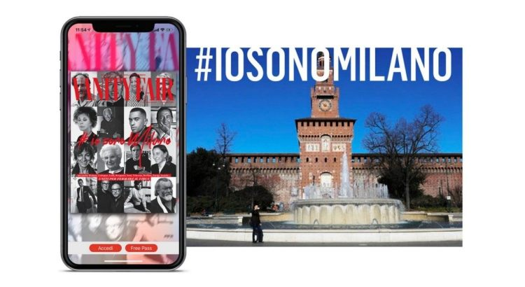IOSONOMILANO riviste digitale Condé Nast gratis