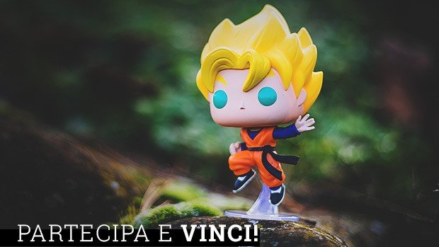 Vinci gratis Funko Pop di Dragon Ball con EMP