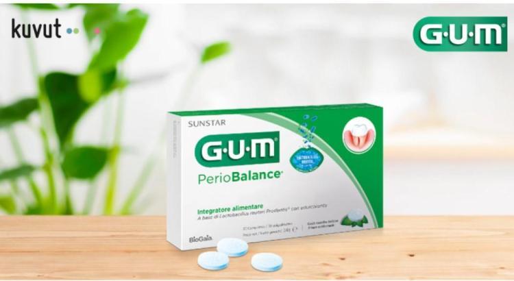GUM PerioBalance CASHBACK del 30%