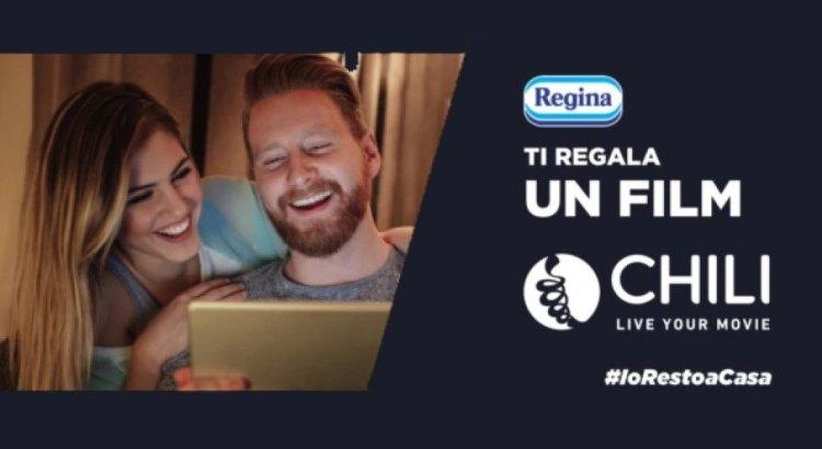 ReginaTièVicina ricevi gratis codice CHILI