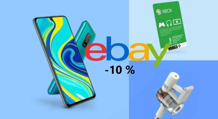 codice sconto ebay 10% valido tutto il 2020
