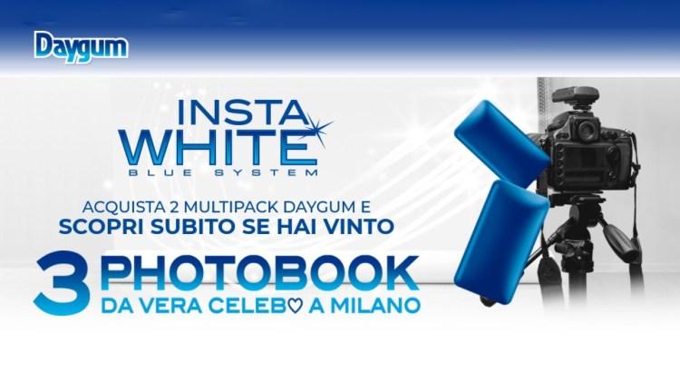 Concorso Daygum 2020 vinci 3 Book Fotografici per 2 persone a Milano