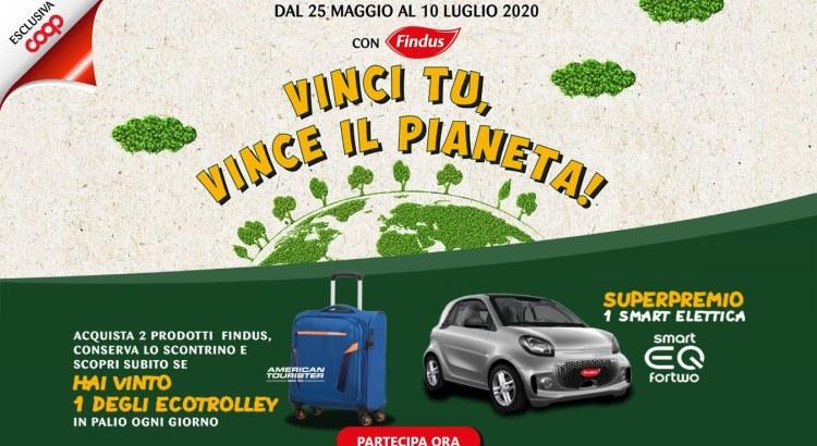 Concorso Findus Vinci tu Vince il pianeta