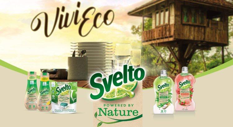concorso a premi Svelto Vivi Eco