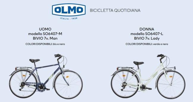 www.scontrinofelice.it concorso gratuito hm vinci 5 biciclette olmo al giorno concorso hm vinci gratis biciclette olmo Concorso gratuito H&M: vinci 5 biciclette Olmo al giorno!