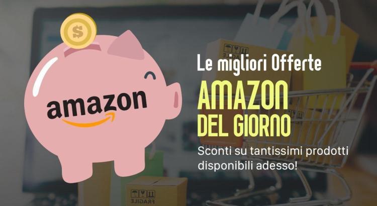 Offerte Amazon - Scontrinofelice