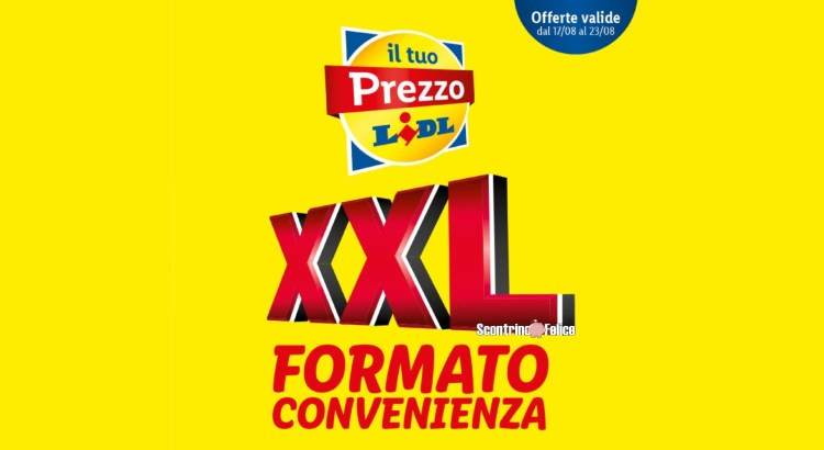 Volantino Offerte Lidl valido dal 17-08 al 23-08 2020-01