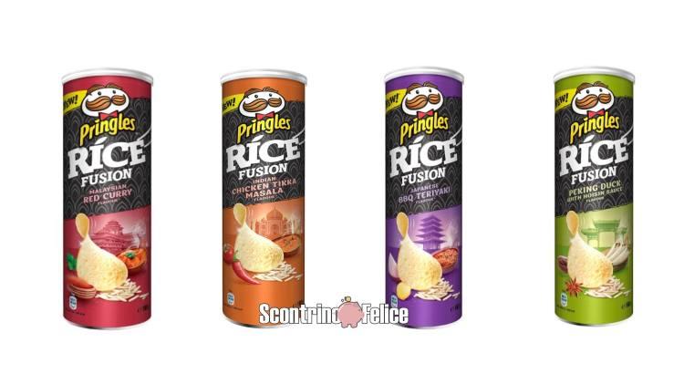 Concorso Pringles Rice Fusion da Coop