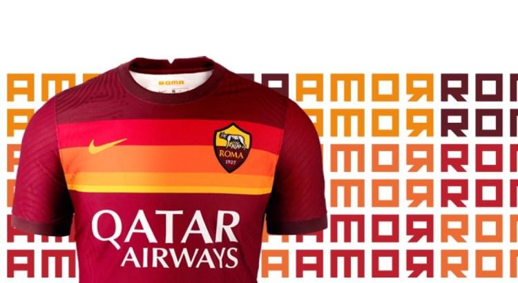Vinci gratis la nuova maglia Home della Roma autografata