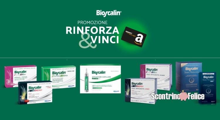 concorso Bioscalin Rinforza Vinci