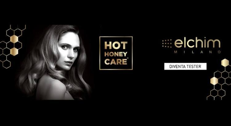 Diventa tester Hot Honey Care e Phon Elchim