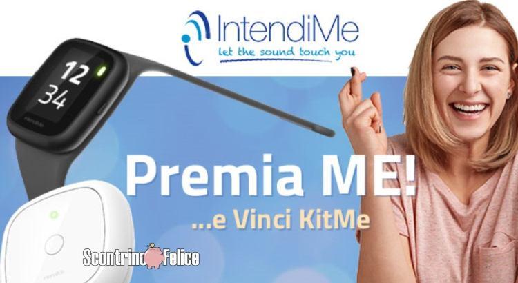 IntendiMe PremiaMe vinci KitMe