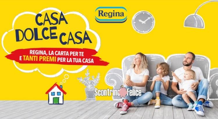 Rotoloni Regina - Concorso Casa dolce Casa