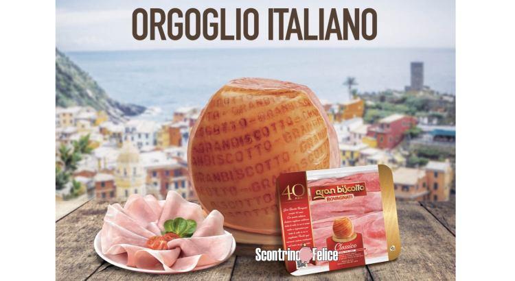 Concorso Rovagnati Gran Biscotto Orgoglio italiano