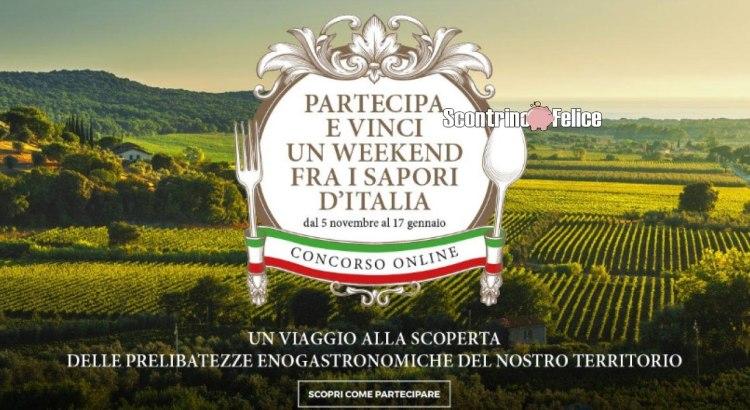 Concorso L'Italia in Tavola